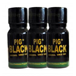 PIG BLACK x 3 - Bottle of...