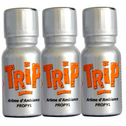 TRIP x 3 - Flacon de 15ml -...